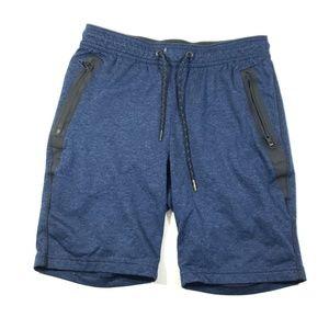 American eagle mens stretch waist shorts size sm